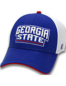 Georgia State University Fitted Micromesh Cap