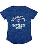 Georgia State University Panthers Women's Confetti T-Shirt