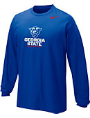 Nike Georgia State University Long Sleeve Classic T-Shirt