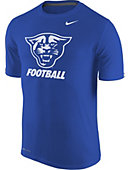Nike Georgia State University Football Dri-Fit Locker Room T-Shirt