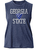 Georgia State University Women's Muscle Tank Top