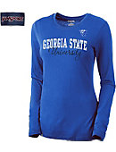 Georgia State University Panthers Women's Long Sleeve T-Shirt