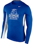 Nike Georgia State University Vapor Long Sleeve T-Shirt