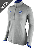 Nike Georgia State University Panthers Women's 1/2 Zip Element Pullover
