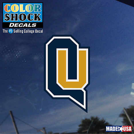 Product: Quinnipiac University Decal Primary