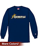 Quinnipiac Bobcats Long Sleeve T-Shirt