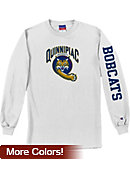 Quinnipiac University Bobcats Long Sleeve T-Shirt