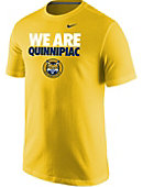 Quinnipiac University Bobcats We Are T-Shirt