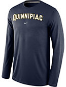 Nike Quinnipiac University Dri-Fit Legend Long Sleeve T-Shirt