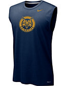 Nike Quinnipiac University Bobcats Sleeveless Top