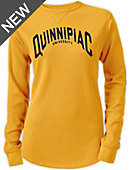 Quinnipiac University Women's Sarah Waffle Long Sleeve T-Shirt