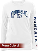 Quinnipiac University Bobcats Women's Long Sleeve T-Shirt