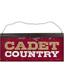 Norwich University Cadets Country Tin Sign