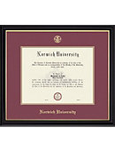 Norwich University Coronado Diploma Frame -ONLINE ONLY