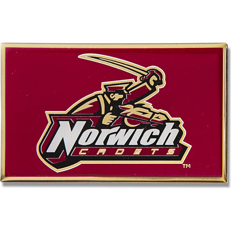 Product: Norwich Cadets Rectangular Magnet