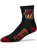 Norwich University Cadets Thick Quarter Socks