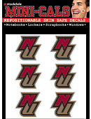 Norwich University Cadets Face Decal