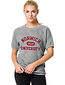 Norwich University Women's 3/4 Sleeve T-Shirt