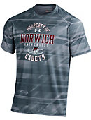 Under Armour Norwich University Property Of' Tech T-shirt