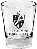 Bellarmine University 1.5 oz. Collector's Glass