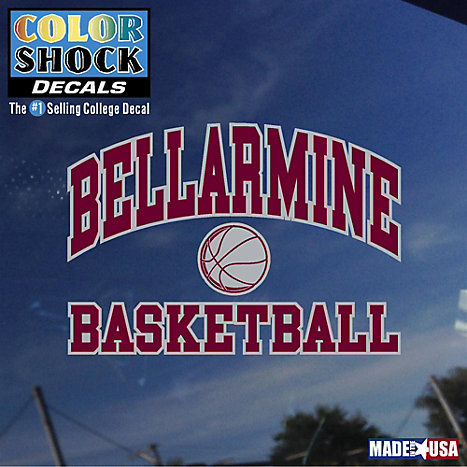 Product: Bellarmine University Basketball Decal