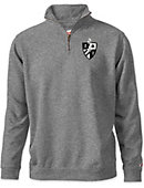 Bellarmine University Tri-Blend 1/4 Zip Fleece Pullover