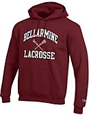 Bellarmine University Lacrosse Hooded Sweatshirt