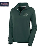 Sarah Lawrence College Women's 1/4 Zip Chelsea Fleece Pullover