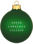 Sarah Lawrence College Ornament Ball
