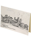 Washington University 10 Count Notecards