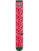 Washington University Women's Giraffe Knee High Socks