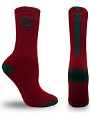 Washington University Crew Socks