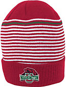 Washington University Cuffed Stripped Beanie