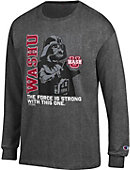 Washington University Bears Star Wars Long Sleeve T-Shirt