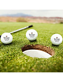 Washington University Golfball 3-Pack
