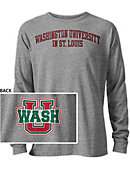 Washington University Long Sleeve Victory Falls T-Shirt
