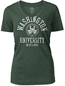 Washington University Women's V-Neck T-Shirt