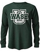 Washington University Watch Hill Waffle Long Sleeve T-Shirt