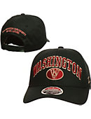 Washington University Adjustable Cap
