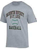 Washington University Baseball T-Shirt