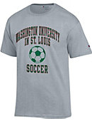 Washington University Soccer T-Shirt