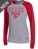 Under Armour Washington University Women's Crewneck Baseball T-Shirt