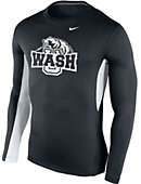 Nike Washington University Vapor Long Sleeve T-Shirt