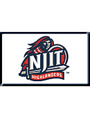 New Jersey Institute of Technology Highlanders 2.2''x3.6'' Dome Magnet