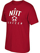 New Jersey Institute of Technology Soccer Short Sleeve T-Shirt