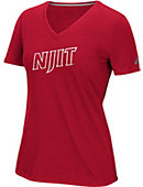 New Jersey Institute of Technology Women's Ultimate Athletic Fit Short Sleeve T-Shirt