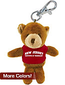 New Jersey Institute of Technology Plush Keychain