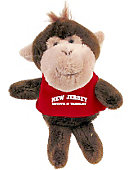 New Jersey IT Plush Magnet