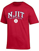 New Jersey Institute of Technology Baseball T-Shirt