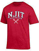 New Jersey Institute of Technology Lacrosse T-Shirt